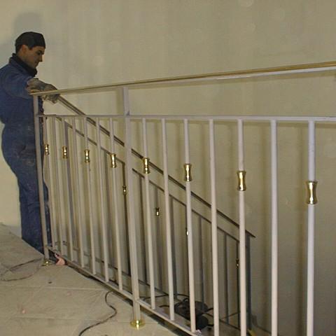 rampes d 39 escalier int rieur et ext rieur lyon mions portail. Black Bedroom Furniture Sets. Home Design Ideas