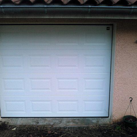 Porte de garage Lyon